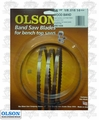"""Olson WB51656BL 56-1/8"""" x 1/8"""" x 14 TPI Band Saw Blade Replaces Delta 28-167"""
