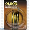 "Olson WB55356BL 56-1/8"" x 1/4"" x 6 TPI Band Saw Blade Replaces Delta 28-165"