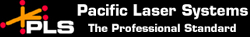 PLS Pacific Laser Systems Logo