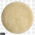 "Porter-Cable 18007 6"" Lamb's Wool Hook & Loop Polishing Pad"