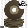 Porter-Cable 77225 2x 5pk 220 Grit Drywall Sander Pads