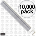 "Porter-Cable PUS38G Box of 10,000 3/8"" x 3/8"" 22 Gauge Upholstery Staples"