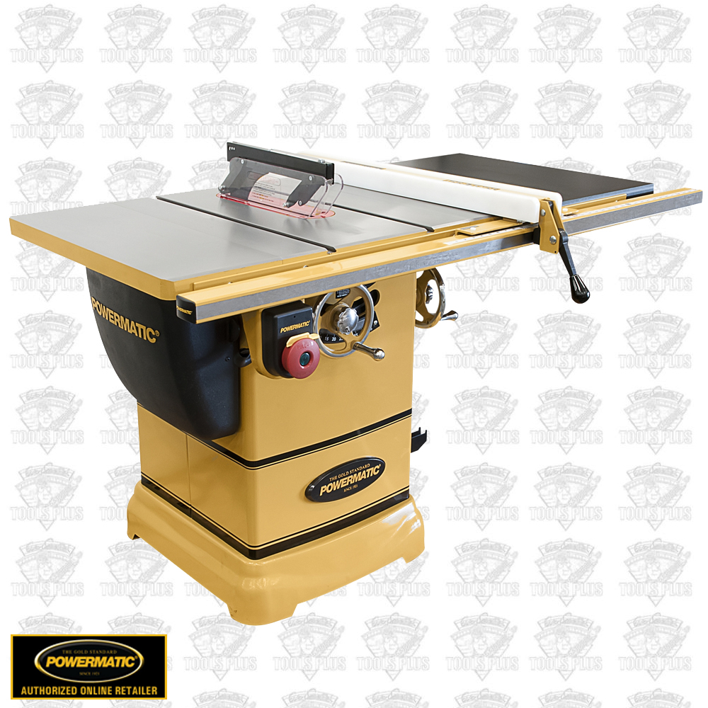 Powermatic 1791000k Model Pm1000 1 3 4hp 1ph Table Saw