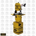 "Powermatic 1791216K 14"" Closed Stand Bandsaw"