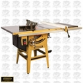 Powermatic 1791229K 1.75HP 115/230V Contractor Table Saw