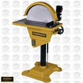 "Powermatic 1791264 3 PH 230/460 V 3HP 20"""" Disc Sander"
