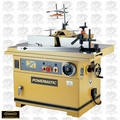 Powermatic 1791284 7-1/2 HP Tilting Spindle Sliding Table Shaper