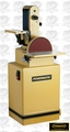 "Powermatic 1791292K 2HP 3PH 115/230V 6""x48"" Belt/Disc Sander"