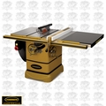 "Powermatic 1792007K 5HP 10""Table Saw + 30"" AccuFence, Ext Table"