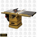 "Powermatic 1792012K 5HP 10""Table Saw + 30"" AccuFence, Ext Table"