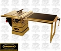 """Powermatic 1792017K 5HP 10""""Table Saw + 50"""" AccuFence, Workbench/Vise"""