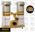Powermatic 1792072K PM1900TX-CK1 3HP Turbo Cone Dust Collector 1PH 230V