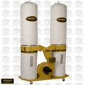 Powermatic 1792073K PM1900TX-BK3 3HP 3PH Turbo Cone Dust Collector