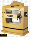 "Powermatic 1791267 22"" Planer 7-1/2 HP, 1PH, 230 V + Helical Cutter"