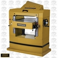 """Powermatic 1791268 201HH 22"""" Planer 7-1/2 HP, 3PH, 230 V + Helical Cutter"""
