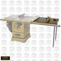"Powermatic 6827045B 30.5"" X 39"" Accessory Workbench for PM2000 Table Saw"