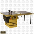 "Powermatic 1720305K 7.5HP 3PH 230V 14"""" Table Saw"