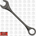 "Proto J12124 3-7/8"" Black Oxide Extra Large Combination Wrench 12 Point"