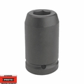 "Proto Tool J10070ML 70mm 6 Point 1"" Drive Deep Impact Socket"