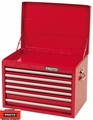 "Proto Tool J442719-6RD 6 Drawer 27"" Red Top Chest"