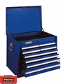"Proto Tool J442719-8BL 8 Drawer 27"" Blue Top Chest"
