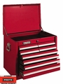 "Proto Tool J442719-8RD 8 Drawer 27"" Red Top Chest"