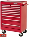"""Proto Tool J442742-11RD 11 Drawer 27"""" Red Roller Cabinet"""