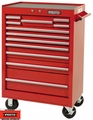 """Proto Tool J442742-12RD 12 Drawer 27"""" Red Roller Cabinet"""
