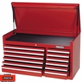 "Proto Tool J444119-12RD 12 Drawer 41"" Red Top Chest"