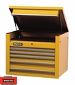 "Proto Tool J453427-5YL 5 Drawer 34"" Yellow Top Chest"