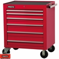 """Proto Tool J453441-6RD 6 Drawer 34"""" Red Roller Cabinet"""