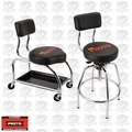 Proto Tool JFC1011 Heavy Duty Shop Stool and Sit Down Creeper Kit