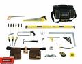 Proto Tool JTS-0030CONT 30 Piece Contractor's Tool Set