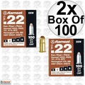 "Ramset 22CW 2pk Boxes of 100 #2 ""Brown"" .22 cal Single Shot Loads"
