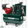 Rolair 13GR30HK30 13 HP Electric-Start Honda 30 Gal Truck-Mount Compressor