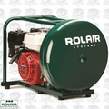 Rolair GD4000PV5H 4HP 4-1/2G Gas-Powered Hand Carry Air Compressor OB