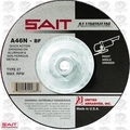 "Sait 20085 7"" x 5/8""-11 x 1/4"" Metal Cutting Grind Wheel PLUS Hub"