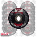 "Sait 20903 10pk 4-1/2"" x .090"" x 7/8"" Metal Cutting Wheel"