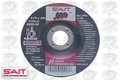 "Sait 20903 4-1/2"" x .090"" x 7/8"" General Purpose Metal Cutting Wheel"