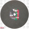 "Sait 23458 14"" Ductile Portable Cut-Off Wheel"
