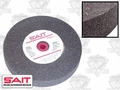 "Sait 28013 7"" x 1"" 36 Grit Bench Grinder Wheel"