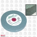 "Sait 28101 6"" x 3/4"" 80 Grit Silicon Carbide Bench Grinder Wheel"