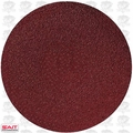 "Sait 35096 40 Grit 6"" Abrasive Sanding Disc Adhesive Backed (peel and stick)"