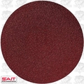 "Sait 35127 80 Grit 8"" Abrasive Sanding Disc Adhesive Backed (peel and stick)"