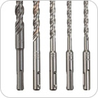 SDS (SDS Plus) Shank Drill Bits