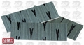 "Senco A100509 Box of 2,600 1/2"" 23 Gauge Galvanized Micro Pin Nails"
