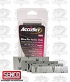"Senco A109809 Varitey Pack of 1/2"" - 1"" 23 Gauge Galvanized Pin Nail"