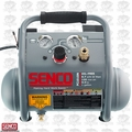 Senco PC1010N 1/2 HP 1 Gallon Finish and Trim Air Compressor