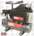 Senco PC1130 1.5 HP 2.5 Gallon Oil-Splash Hand-Carry Air Compressor