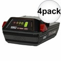 Senco VB0155 4pk 18V Li-ion Slim Pack Fusion Nailer Battery